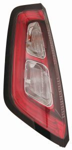 ABAKUS  661-1946L-UE-R Combination Rearlight Red