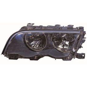 Hauptscheinwerfer 444-1120L-LDEM1 3 Limousine (E46) 320d 2.0 Bj 1999