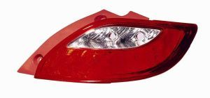 ABAKUS  216-1974L-UE Combination Rearlight Red