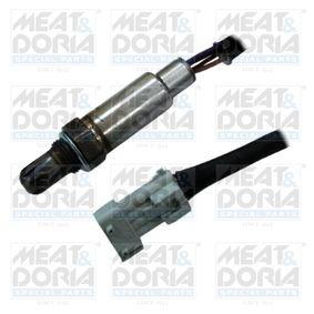 Lambdasonde Kabellänge: 280mm mit OEM-Nummer 16287R