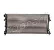 OEM Radiador, refrigeración del motor TOPRAN 115631