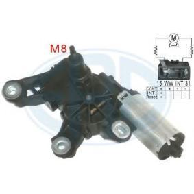 Wischermotor Anschlussanzahl: 4 mit OEM-Nummer 8L0-955-711B