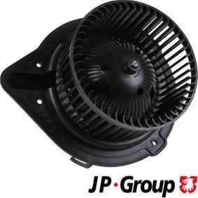 JP GROUP Innenraumgebläse 1126100400 für AUDI COUPE (89, 8B) 2.3 quattro ab Baujahr 05.1990, 134 PS