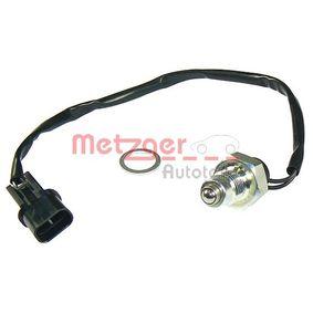 Interruptor, piloto de marcha atrás 0912079 Outlander 2 SUV (CW_W) 2.4 4WD (CW5W) ac 2010