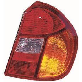 Heckleuchte 551-1932R-UE CLIO 2 (BB0/1/2, CB0/1/2) 1.5 dCi Bj 2012