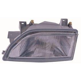 ABAKUS  431-1142L-LD-E Hauptscheinwerfer für Fahrzeuge mit Leuchtweiteregelung (elektrisch), für Fahrzeuge mit Leuchtweiteregelung (mechanisch), für Fahrzeuge ohne Leuchtweiteregelung, für Rechtsverkehr