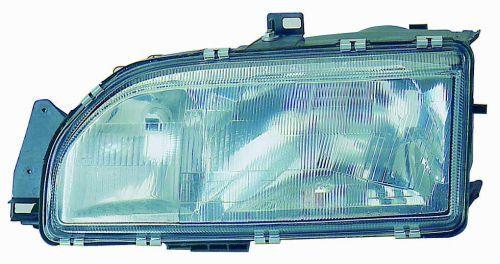 ABAKUS  431-1103L-LD-E Hauptscheinwerfer für Fahrzeuge ohne Leuchtweiteregelung, für Rechtsverkehr
