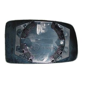 Mirror Glass, outside mirror 1128G02 PANDA (169) 1.2 MY 2020