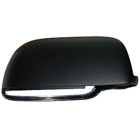 Cover, outside mirror with OEM Number 6Q0 857 537 01C