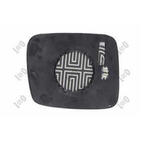 VW T4 Transporter 2.8 VR 6 Außenspiegelglas ABAKUS 4050G04 (2.8 VR 6 Benzin 1998 AES)