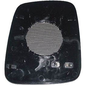 VW T4 Transporter 1.9TD Außenspiegelglas ABAKUS 4050G04 (1.9 TD Diesel 1997 ABL)