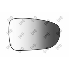 Mirror Glass, outside mirror with OEM Number 7321371