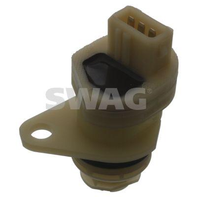 SWAG  62 93 8684 Sensor, Geschwindigkeit Anschlussanzahl: 3