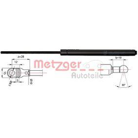 Gasfeder, Heckscheibe 2110342 5 Touring (E39) 520i 2.0 Bj 2000