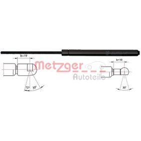 Heckklappendämpfer / Gasfeder Art. Nr. 2110356 120,00€