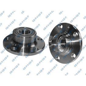 Radlagersatz Ø: 120mm, Innendurchmesser: 28mm mit OEM-Nummer 6Q0598611A