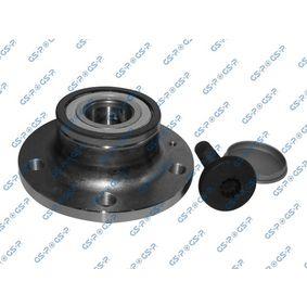 Radlagersatz Ø: 136,5mm, Innendurchmesser: 32mm mit OEM-Nummer 1T0598611A