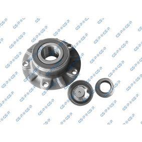 Radlagersatz Ø: 139mm, Innendurchmesser: 37mm mit OEM-Nummer 3122 1 092 519