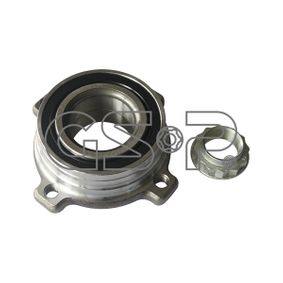 Radlagersatz Innendurchmesser: 45mm mit OEM-Nummer 33 41 1 095 654