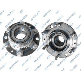 Radlagersatz Ø: 161mm, Innendurchmesser: 45mm mit OEM-Nummer 52710-4D-000