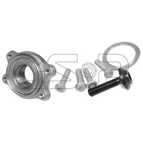 Wheel Bearing Kit Inner Diameter: 47mm with OEM Number 4F0 598 625 B