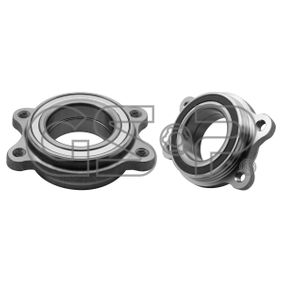 Radlagersatz Innendurchmesser: 62mm mit OEM-Nummer 4H0 498 625 A