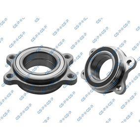Wheel Bearing Kit Inner Diameter: 62mm with OEM Number 4H0498625