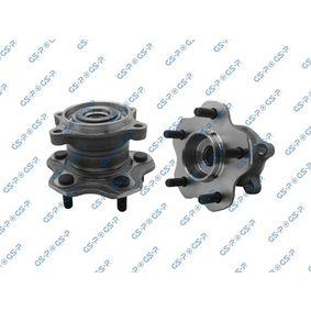 Wheel Bearing Kit 9325019 JUKE (F15) 1.6 DIG-T 4x4 MY 2011
