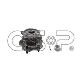 Wheel Bearing Kit 9325019K JUKE (F15) 1.6 DIG-T 4x4 MY 2015