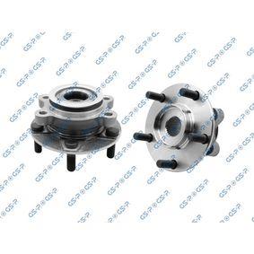 Radlagersatz Ø: 136mm mit OEM-Nummer 40202JG01B