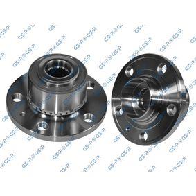 Radlagersatz Ø: 126,5mm mit OEM-Nummer 6Q0407621AC