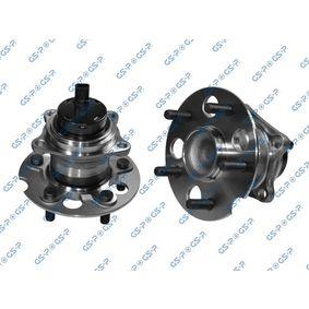 Wheel Bearing Kit 9400121 RAV 4 II (CLA2_, XA2_, ZCA2_, ACA2_) 2.4 4WD MY 2005