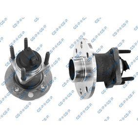 Wheel Bearing Kit Ø: 136mm with OEM Number 16 04 315