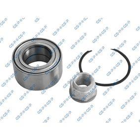 Wheel Bearing Kit GK1401 PANDA (169) 1.2 MY 2010