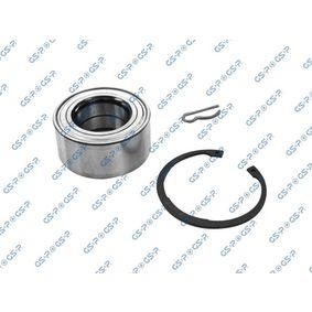 Radlagersatz mit OEM-Nummer 3 350.15