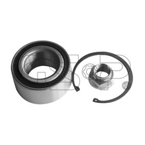 Wheel Bearing Kit with OEM Number 44300-S5A-008
