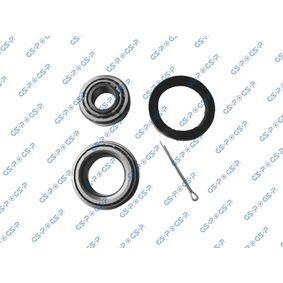 Radlagersatz mit OEM-Nummer 11070311