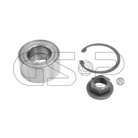 Wheel Bearing Kit with OEM Number D350-33-047B