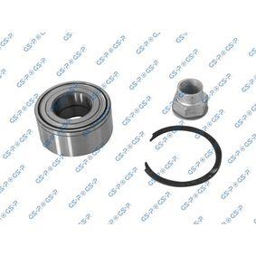 Wheel Bearing Kit GK3538 PUNTO (188) 1.2 16V 80 MY 2002