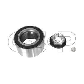 Wheel Bearing Kit with OEM Number 1S7W1215AA