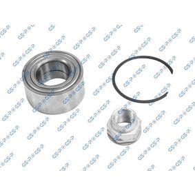 Kit cuscinetto ruota GK3577 Ypsilon (312_) 1.2 ac 2016