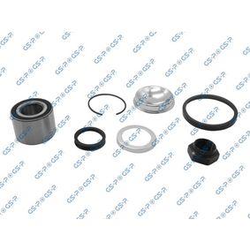 Wheel Bearing Kit with OEM Number 43210-AZ300