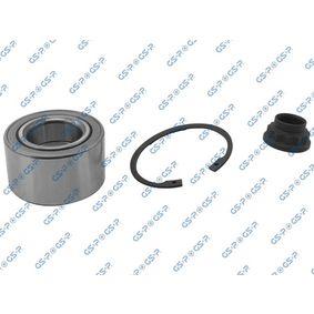 Wheel Bearing Kit GK3945 RAV 4 II (CLA2_, XA2_, ZCA2_, ACA2_) 2.0 4WD (ACA21, ACA20) MY 2001