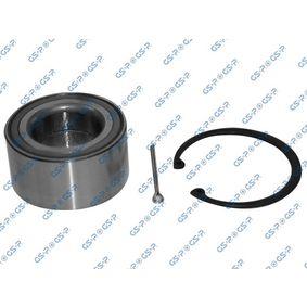 Wheel Bearing Kit with OEM Number 52720 1F000