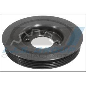 Cubo de rueda Ø: 134mm, 40mm con OEM número 1S7W1104AA