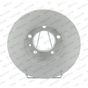 Bremsscheibe Bremsscheibendicke: 12mm, Lochanzahl: 5, Ø: 305mm mit OEM-Nummer 8671 005 976