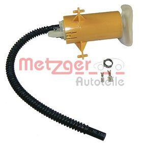 Pompa carburante (2250029) per per Pompa Carburante AUDI A4 Avant (8D5, B5) 1.8 dal Anno 02.1996 125 CV di METZGER