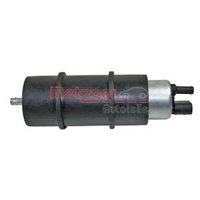 Fuel Pump Pressure [bar]: 5,0bar with OEM Number 1612 6756 157