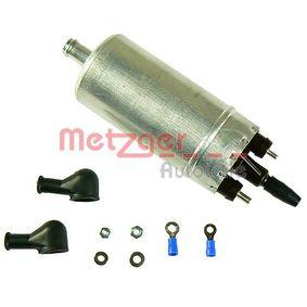 Pompa carburante Pressione [bar]: 3,0bar con OEM Numero AUU1649