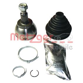 Joint Kit, drive shaft Int. teeth. wheel side: 25 with OEM Number A1693604372